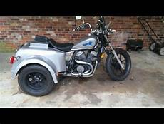 1983 honda shadow 500 cc trike conversion low price or make offer
