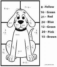 free color by number math worksheets multiplication 16320 printable color by number multiplication multiplication worksheets math sheets multiplication