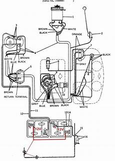 deere 4230 wiring diagram wiring diagram and schematic diagram images