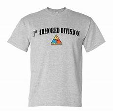 1st armored division t shirt 1st armored division