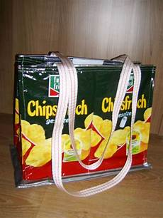 recycling taschen quot chips quot plastik recycling recycling