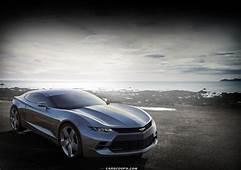 Future Cars Chevrolets 2016 Camaro Coupe  Carscoopscom