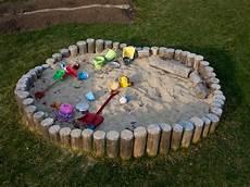 sandkasten selber bauen what a sandbox family sandbox backyard