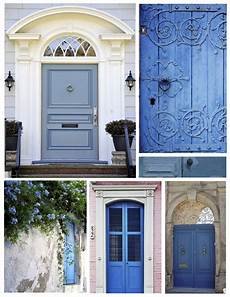 exterior color inspirations the regal brilliant painted blue door house appeal