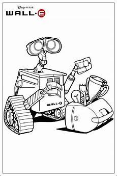 Ausmalbild Lego Roboter Ausmalbilder Zum Ausdrucken Ausmalbilder Wall E Zum