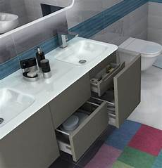 lavandini bagno sospesi arredo bagno liverpool cm 140 doppio lavabo grigio