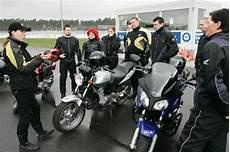 Erweitertes Sicherheitstraining F 252 R Motorradfahrer