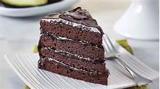 Fudge Layer Cake With Chocolate Avocado Icing Iga Recipes