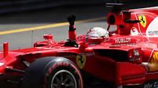 F1 2017 Monaco Gp Winner Sebastian Vettel S Post Race