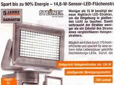 wieviel lumen hat ein 500 watt strahler glas