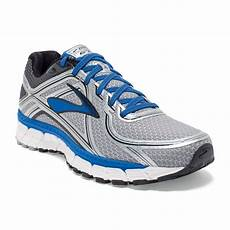 adrenaline gts 16 mens running shoes silver