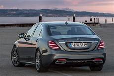 2018 Mercedes S Class Review Half Measure Motor Trend