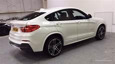 Bmw X4 Xdrive30d M Sport White 2016
