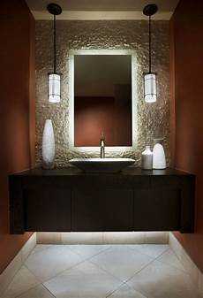 powder room wall lighting create powder room drama with lighting the mirror is