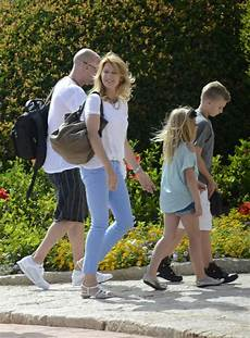 Jaden Agassi In Andre Agassi And Family Vacation In Italy