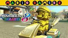 Mario Kart 8 Deluxe Flower Cup 200cc Grand Prix Mode