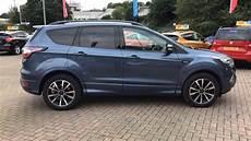 ford st line ford kuga 2019 chrome blue 163 18 000 bradford trustford
