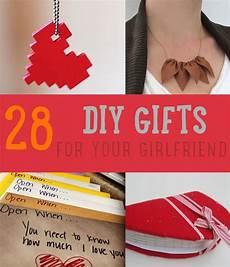 Geschenk Freundin Geburtstag - 28 diy gifts for your gifts for