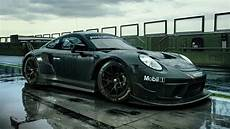New Porsche 911 Gt3 R Looks Bad In Bare Carbon
