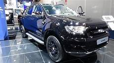 2018 Ford Ranger Black Edition Limited Exterior And