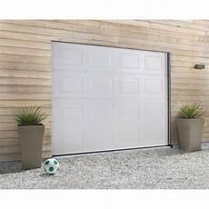 Porte Coulissante Hormann Porte De Garage Sectionnelle Motoris 233 E Hormann H 200 X L