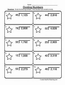 division worksheets grade 4 3 digit by 2 digit 6467 division worksheets teaching