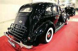 THE FIRST SOVIET LIMOUSINE  MODEL CONSTRUCTION