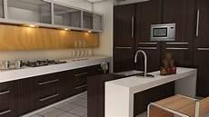 sorts of modular kitchens 3d model modular kitchen vr ar low poly max fbx