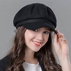 vintage fashion wool s chapeu feminino boina berets