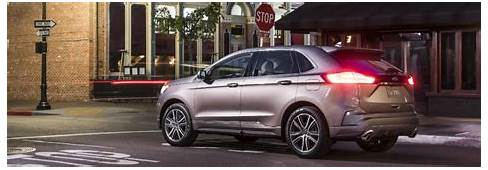 2019 Ford Edge Gas Mileage  Used Car Reviews Cars Review