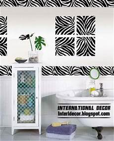 zebra print bathroom ideas the best zebra print decor ideas for interior designs