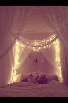Four Poster Bed Canopy And Lights Himmelbetten