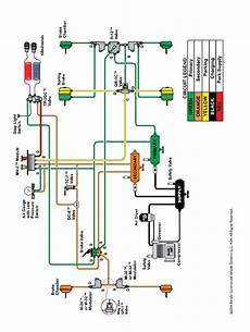 Air Flow Valve Schematic by I A 07 Western 4900fa I A Problem With The