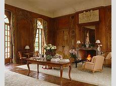 Old fashioned living room design   Old house design, Brown