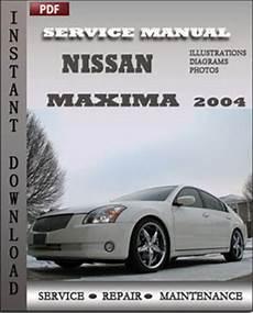 free auto repair manuals 1999 nissan maxima security system nissan maxima 2004 free download pdf repair service manual pdf