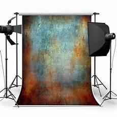 3x5ft Vinyl Green Grey Retro Photography backdrops 3x5ft vinyl cloth retro green rust photography