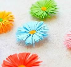 Blume Basteln Kinder - blumen selber basteln 55 ideen f 252 r kinder und erwachsene
