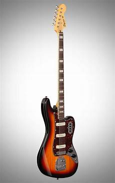 Squier Vintage Modified Bass Vi 6 String Zzounds