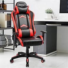 gaming schreibtischstuhl merax gamingstuhl schreibtischstuhl b 252 rostuhl gaming chair