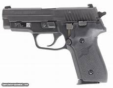 sa da sig sauer m11 a1 9 mm da sa semi auto pistol 3 9 quot bbl