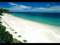 kantiang beach bay koh lanta thailand youtube