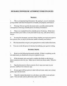 free 10 categorizing the power of attorney pdf