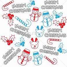 merry christmas pattern background vector image 1580460 stockunlimited
