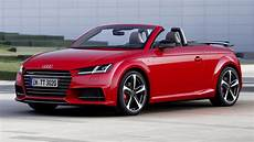 audi tt roadster s line audi tt roadster s line competition ms