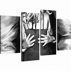 Bild Schwarz Weiß Leinwand - bilder mann und frau der tanz bilder auf leinwand schwarz