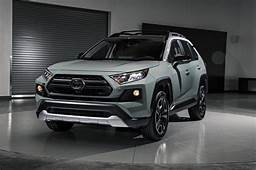 2019 Toyota RAV4 First Look New For The SUV Sales
