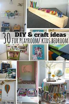 30 diy and craft decorating ideas for a playroom or kid s