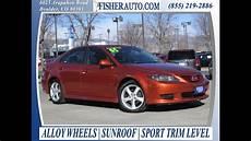 Mazda 6 Gebrauchtwagen - used cars 10 000 2005 mazda 6 sport orange 8 900
