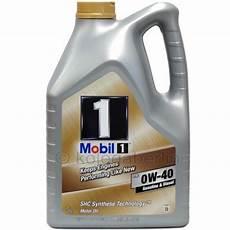 mobil 1 fs 0w 40 5l syntetyczny olej silnikowy