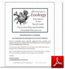 zoology lesson plans high school introduction to zoology for early elementary students 12